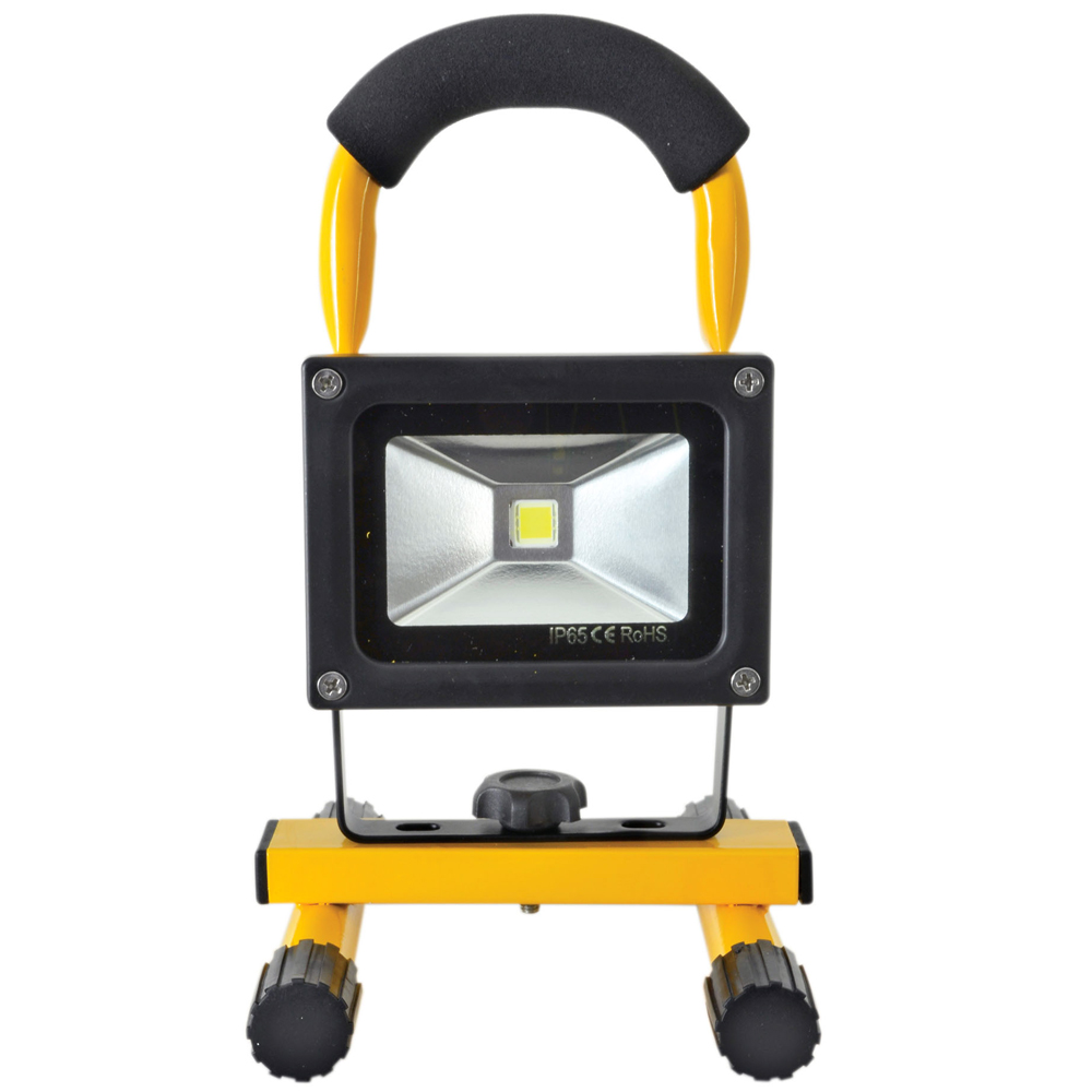 Portable Outdoor 5w Led Rechargeable Work Garage Flood