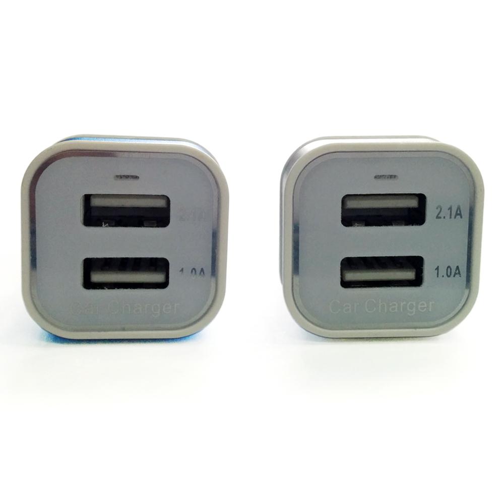 usb dual port twin 12v universal car socket lighter charger adapter usb leads ebay. Black Bedroom Furniture Sets. Home Design Ideas