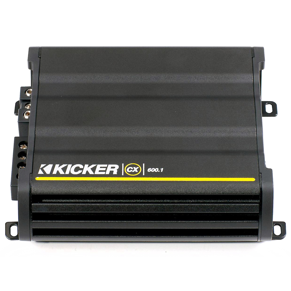 kicker cx600 1 amp wiring diagram