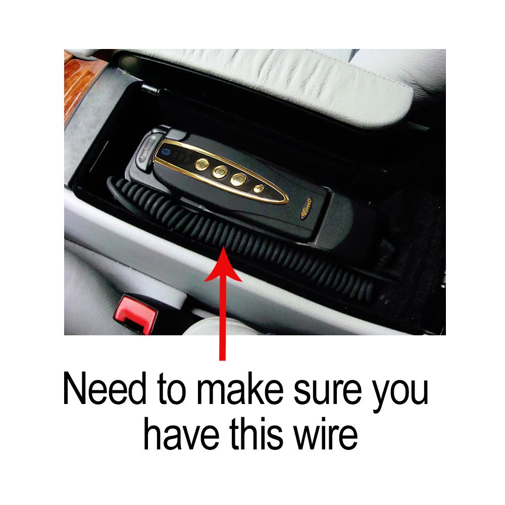 Mbu 3000 viseeo bluetooth adaptor for mercedes benz with for Mercedes benz bluetooth adapter installation