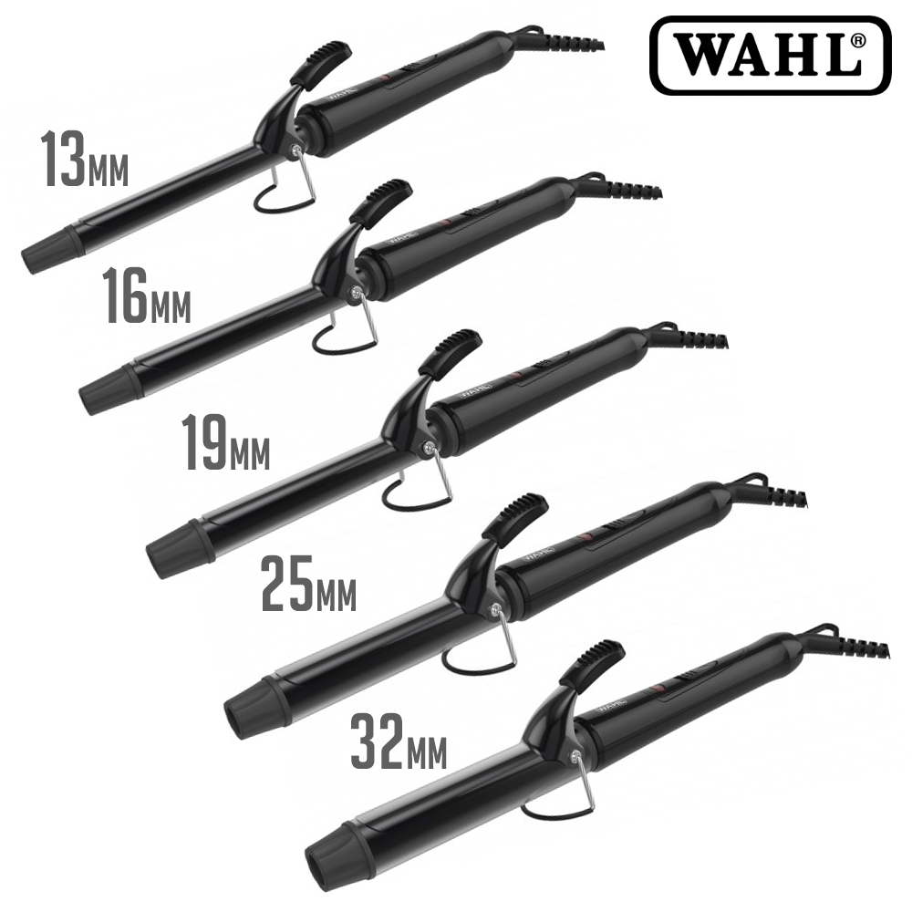 5 troubleshooting tips for curling irons wahl hair curling iron tong styler curler cool tip 13mm 16mm 19mm 25mm 32mm
