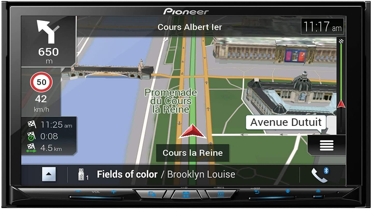 Navigation Stereos