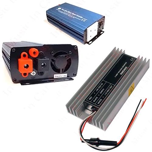 Voltage Droppers / Invertors