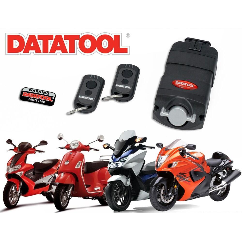 Motorbike Alarms & Security