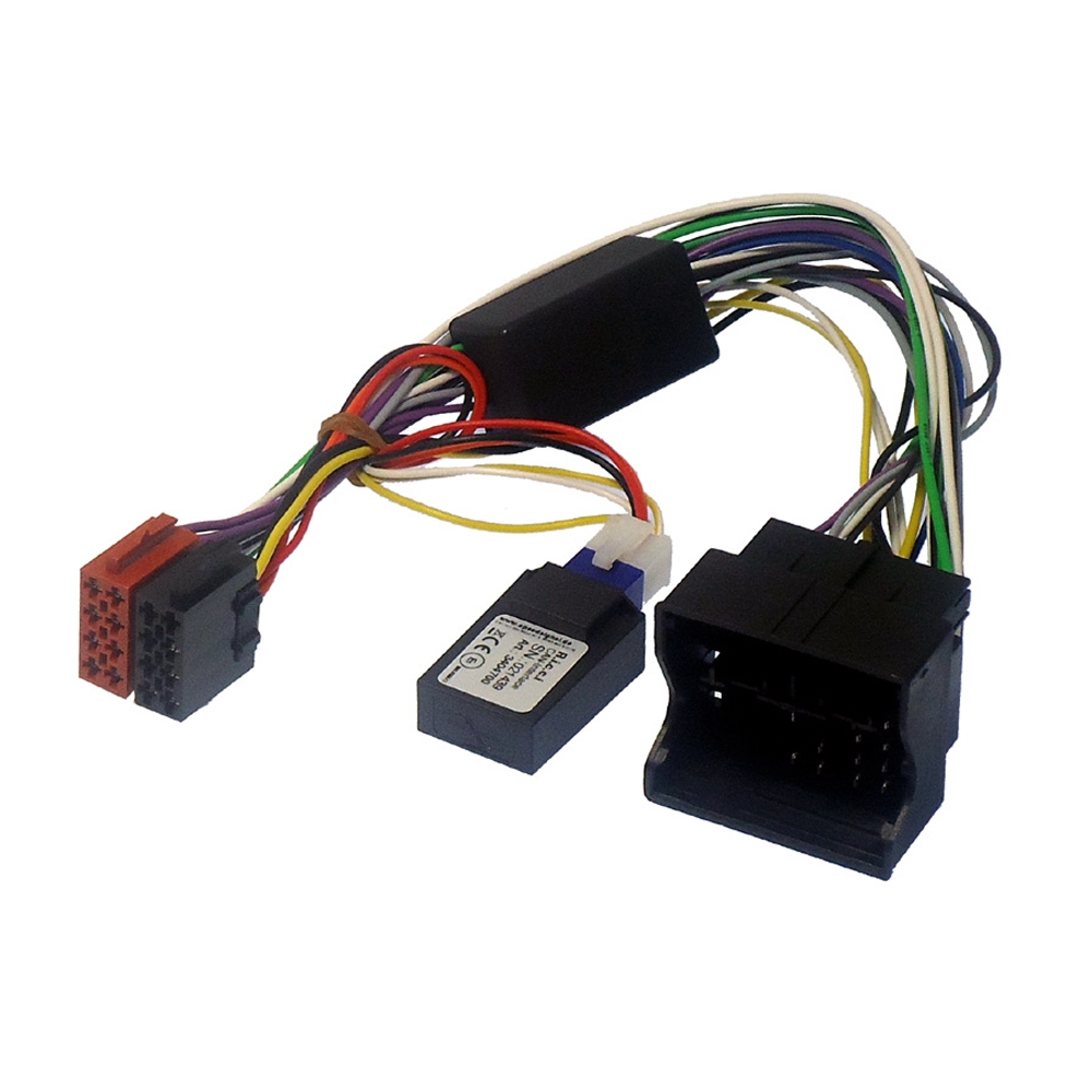 Audi A3 A4 Car Stereo Iso Wiring Lead For Bose Amp With Canbus Full Cd Fitting Kit Fascia Harness Ebay Ignition Supply