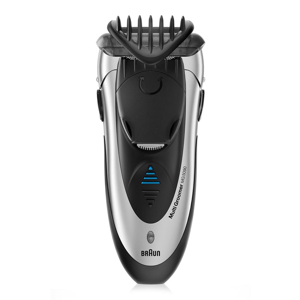 braun mg5090 wet dry multi groomer men 39 s beard shaver trimmer styler ebay. Black Bedroom Furniture Sets. Home Design Ideas