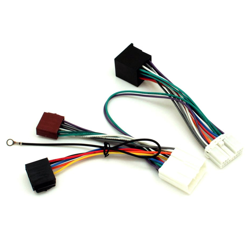 Ct10mt01 Mitsubishi T Harness Parrot Bluetooth Car Sot Wiring Lead Mki9200