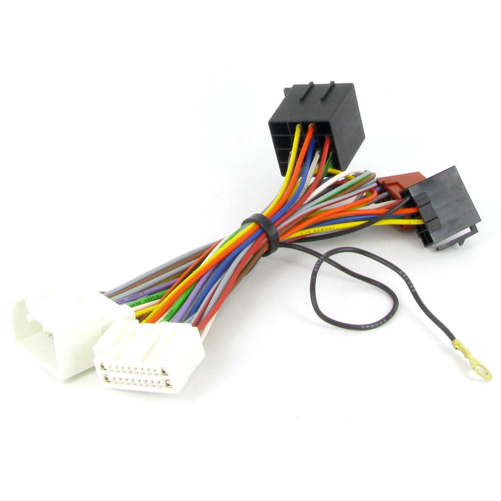 ct10mt05 Mitsubishi Auto Parrot Bluetooth SOT Verkabelung T ...