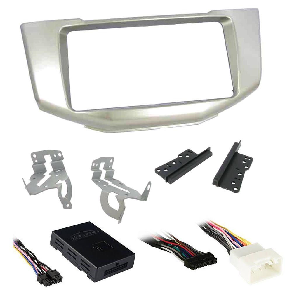 lexus rx300 rx350 double din car stereo fascia jbl amp. Black Bedroom Furniture Sets. Home Design Ideas