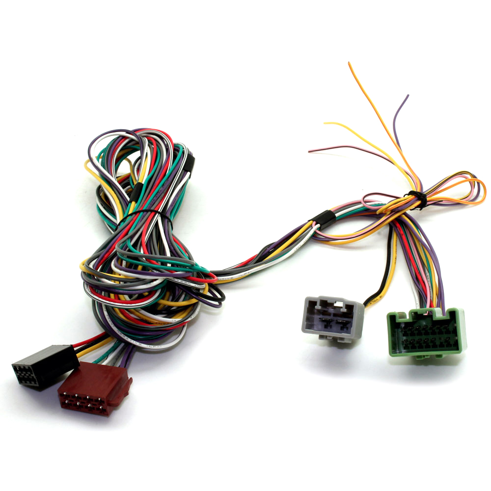 Land Range Rover Sport Discovery Car Stereo Amplifier Bypass Lead Wiring Loom Harmon Kardon