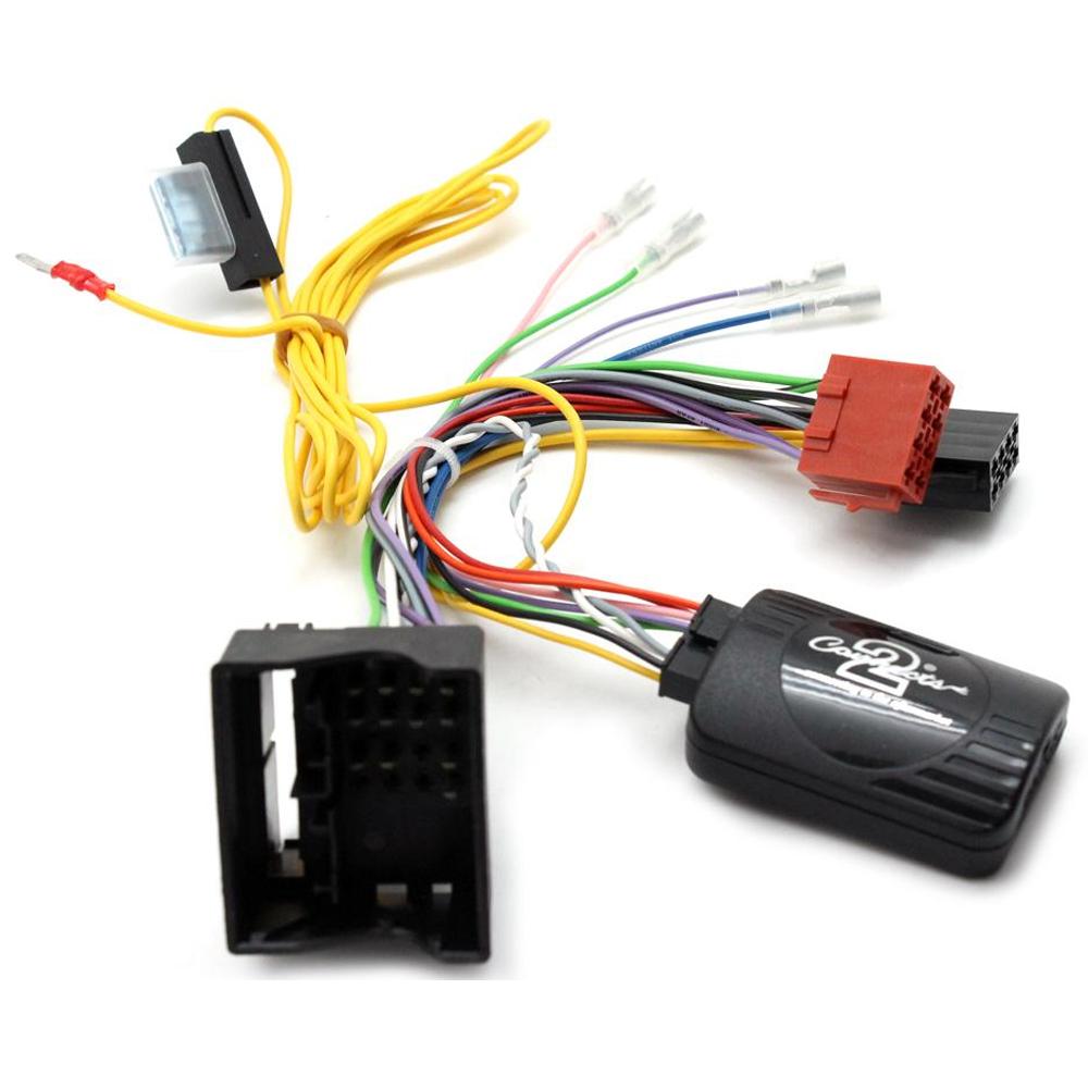 Connects2 ctsmc004.2 Mercedes Clase E W211 02-08 tallo control de la dirección Adaptador