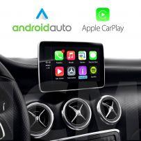 Mercedes NTG 5/5.1 Wireless Apple CarPlay Android Auto Multimedia Retrofit Interface Kit