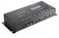 Audison bit Play HD Car HD Multimedia Player-HD Wi-Fi USB Media Player for HD Audio & Video