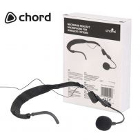 Chord Neckband / Headset Microphone For Wireless Systems QU4 HU6 QRPA QXPA DT50