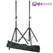 High Quality PA Stands Speaker Tripod Stands with Bag Stand For DJ Disco or PA
