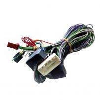 Chrysler Amplifier Bypass ISO Wiring Harness Car Extension Lead