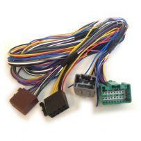 Volvo XC90 Amplifier Bypass Car ISO Wiring Harness Lead