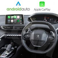 Wireless Apple CarPlay Android Auto for Peugeot Vehicles with Connect Nav 7