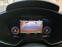 AUDI TT (MK3) 2014 Onwards Virtual Cockpit Multimedia Rear Camera Interface (Installation Included)