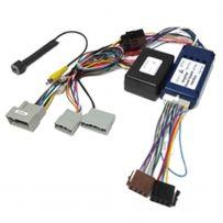 Honda Civic CR-V Car Stereo Steering Wheel Controls Interface & Amp Retention