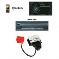 Audi A4 A5 A6 A8 Q5 FISCON Handsfree OEM Bluetooth Car Kit For Audi MMI 3G Systems