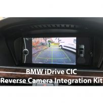 Front & Rear Camera Integration Kit for BMW 1, 3, 5, 6, 7, X1, X3, X5, X6, Z4 Series with BMW iDrive CIC System