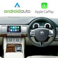 Jaguar XF 2007-2011 Apple Carplay Android Auto Retrofit Interface Kit