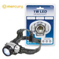 Ultra Bright LED Lightweight Head Flash Light Torch Camping Hiking Fishing