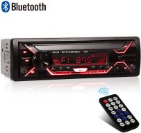 FM Radio, Bluetooth,USB,MP3,Micro SD,AUX CarStereo