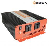 Power Inverter 1500W 24V to 230V TVs Computers Monitors For Lorries Trucks Vans