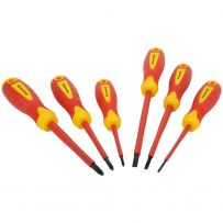 VDE Approved Insulated Screwdriver 6 Pieces Set