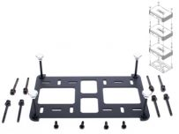 Audison Prima APTK 3 Tower Kit for Stacking AP8 AP5 AP4 BIT AP4 AP1 D Amplifiers