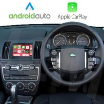 Wireless Apple CarPlay Android Auto Interface for Land Rover Range Rover Sport L320/Freelander 2/Discovery 4 2011-2016