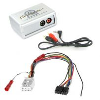 CTVADX002 Aux-in MP3  iPod iPhone Interface Adaptor for Audi (2006 onwards)