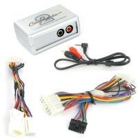 CTVTYX002 AUX INPUT Adaptor MP3 iPhone iPod Adaptor For TOYOTA