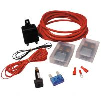 PC4-35 12 Volt Complete Car Battery Split Charging Relay Kit