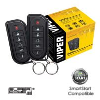 Viper 5104V 1-Way Vehicle Security Car Alarm and Remote Engine Start System