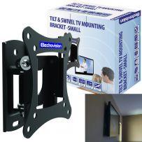 Tilt Swivel Universal Wall Bracket Mount LED LCD 3D TV 10