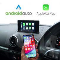 Wireless Apple CarPlay Android AutoRetrofit For Audi A3 8V 2013-2017 GPS MMI