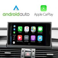 Wireless Apple CarPlay Android Auto Navigation Interface Audi A6 A7 2011-2018 GPS MMI RMC