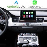 Audi A8/S8 D4 2011-2017 Apple CarPlay Android Auto Mirroring Interface MMI