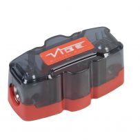 Vibe ANL Fuse Holder For 0 and 4 Gauge Power Cable - CLMANFH-V7