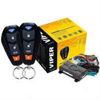 Viper 3400 Car Van Security Alarm System With 2 Remote Shock Sensor & Siren