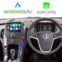 Wireless Apple CarPlay Android Auto for Vauxhall Ampera  2011-2016 Intellilink