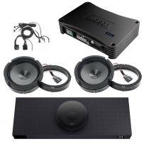 Audison Prima APSP VW Golf Mk7 Plug & Play Speaker Sound Upgrade kit with Sub