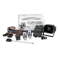 Clifford Arrow 5.1 Car Alarm System and imobilizer  including fitting service