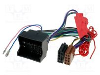 Active Bose System Car ISO Wiring Harness Lead For AUDI - ASA.02