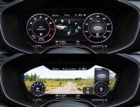Audi Virtual Cockpit HDMI Multimedia Camera Interface