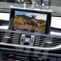 AUDI A4/A5/Q5/Q7 2016 Onwards Multimedia Video Interface DVB-T + DAB MMI Control