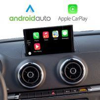Wireless CarPlay Android Auto Retrofit Kit Audi Q3 2011-2018
